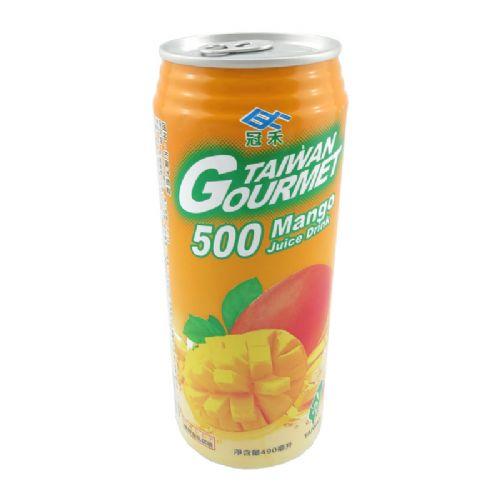 台湾通天下美馔芒果汁490ml