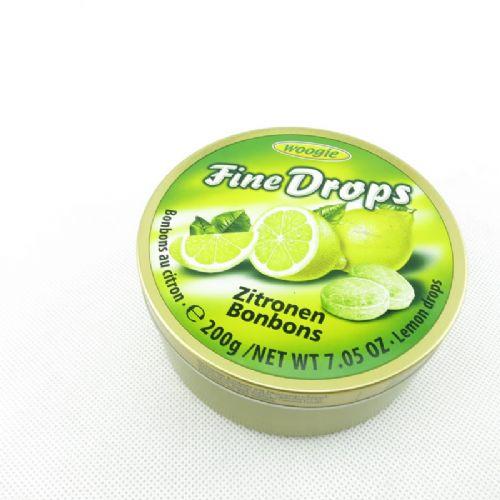 200g奥地利Woogie牌柠檬味糖果