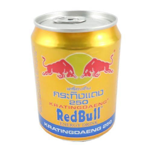 泰国进口红牛RedBull功能饮料250ml