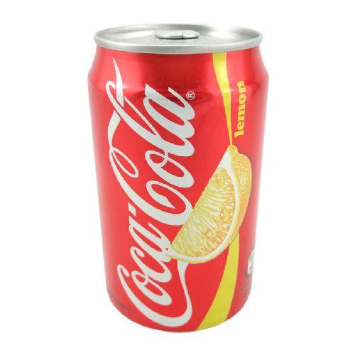 港版可口可乐(柠檬味)330ml