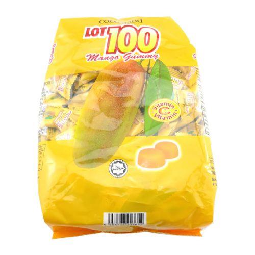 1000g百分百软糖(芒果味)