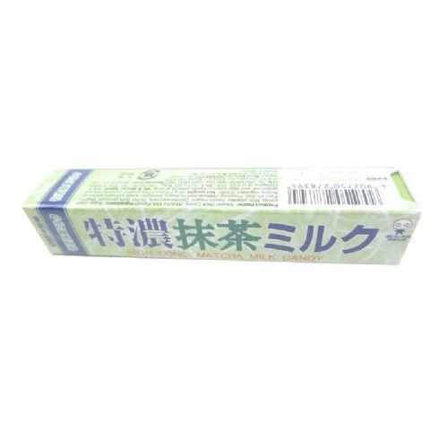 日本UHA特浓抹茶牛奶糖40g