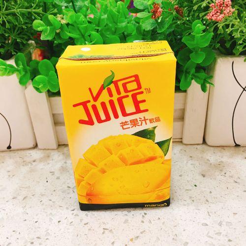 维他芒果汁250ml(纸盒装)