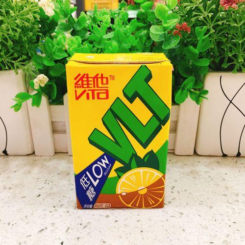 维他低糖柠檬茶饮品250ML