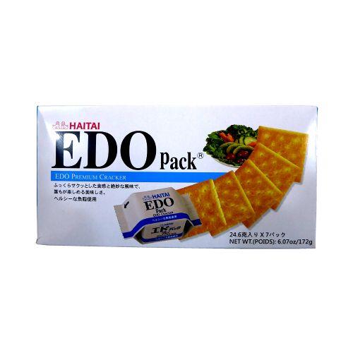 EDO原味饼干172g