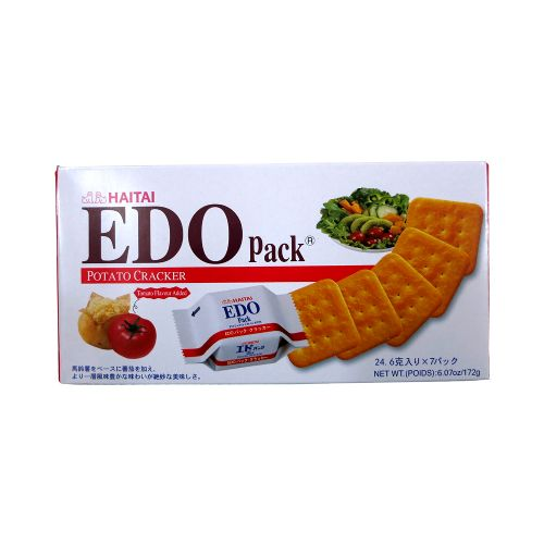 EDO薯仔饼(番茄味)172g