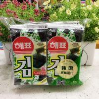 8包装韩国海牌/海飘/绿子海苔紫菜
