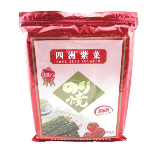 50包装四洲紫菜(番茄味)
