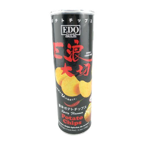 160EDO巨浪大切薯片/香辣