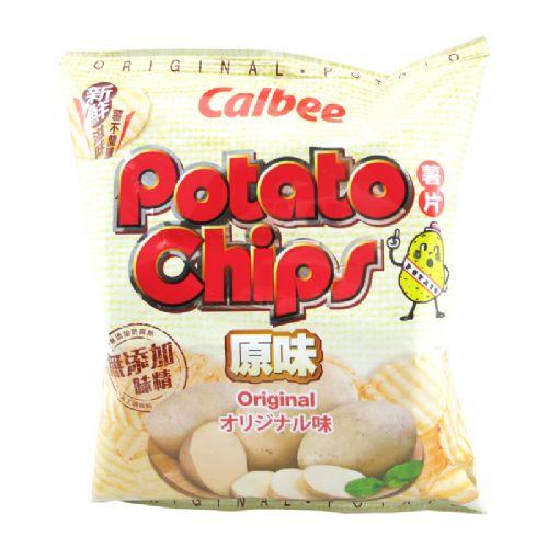 卡乐B薯片原味55g