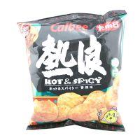 卡乐B薯片热浪香辣味55g