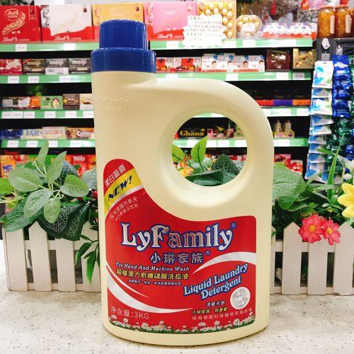 小琳家族洗衣液3000ml