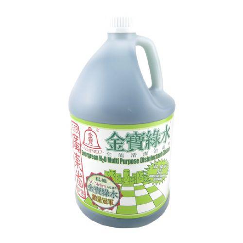 金宝绿水全能清洁消毒剂3780ML