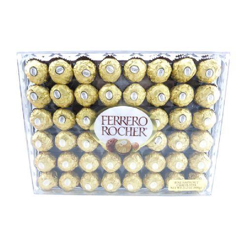 费列罗金莎T48巧克力礼盒装600g