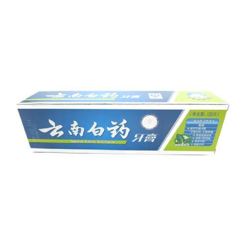 云南白药牙膏薄荷清爽型150G