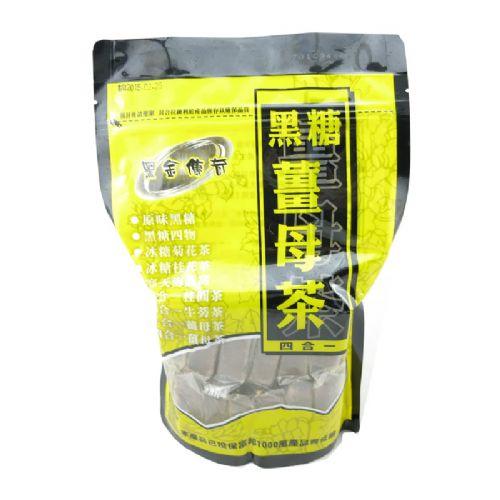 黑金传奇黑糖姜母茶455g