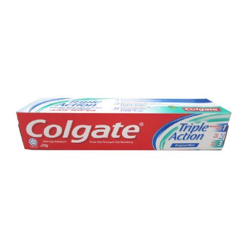 进口高露洁三重功效牙膏