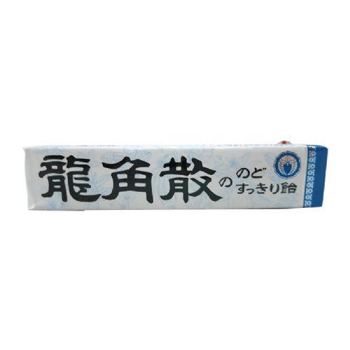 日本龙角散润喉糖(薄荷味)10粒