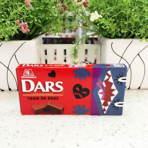 森永DARS牛奶朱古力42g(盒�b)