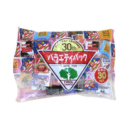 日本松尾精选朱古力30个(袋装)