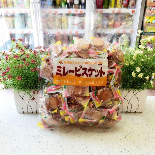 日本平野小圆饼500g(袋装)