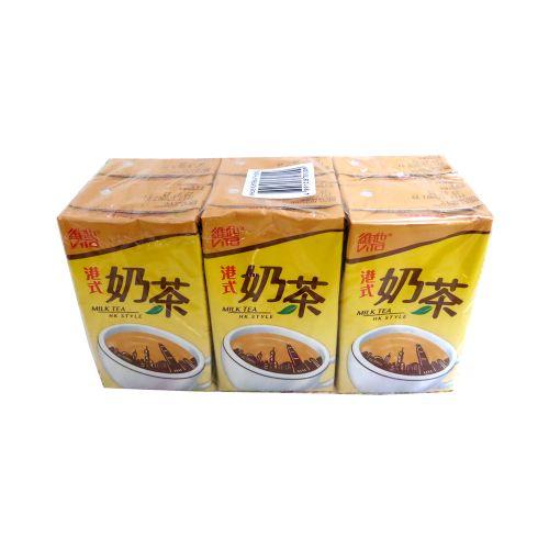 维他港式奶茶250ml×6