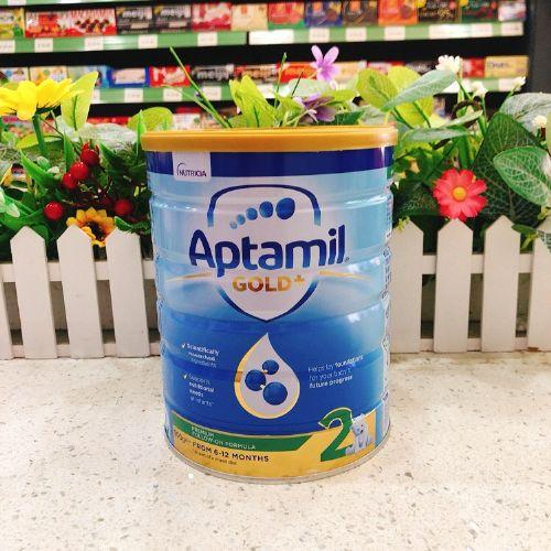澳洲Aptamil爱他美2段金装奶粉