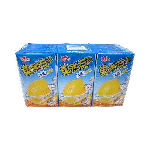 维他�然系冰镇柠檬茶250ml×6盒
