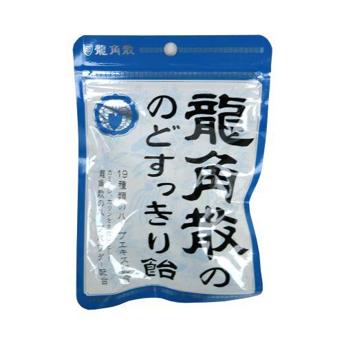 龙角散润喉糖100g(企袋)