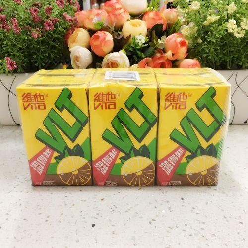 维他柠檬茶(涩得起)250ML×6盒