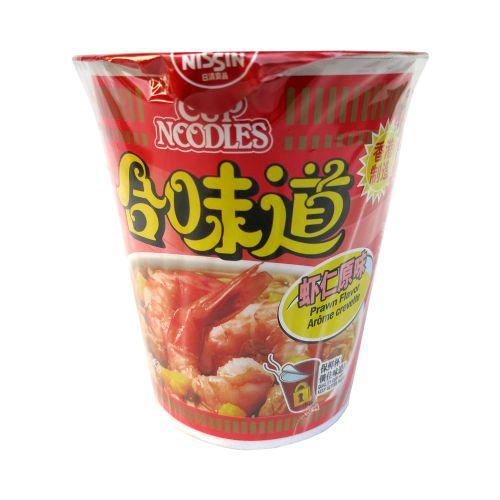 合味道杯面虾仁原味