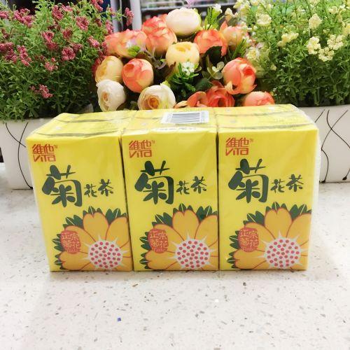 维他菊花茶250ml×6盒