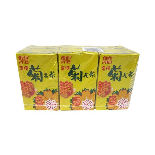 维他蜜糖菊花茶250ml×6盒