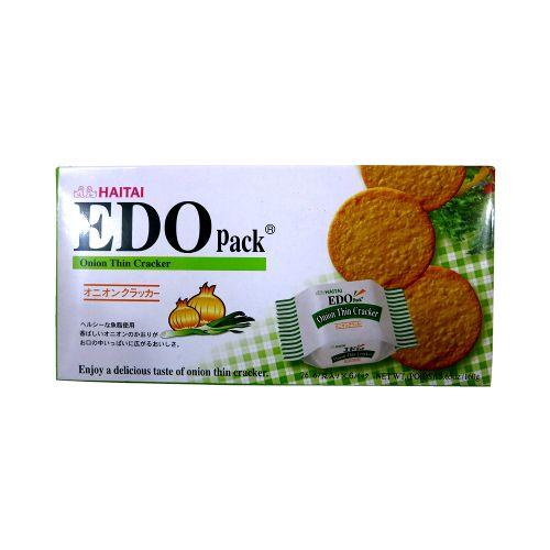 EDO洋葱饼干160G
