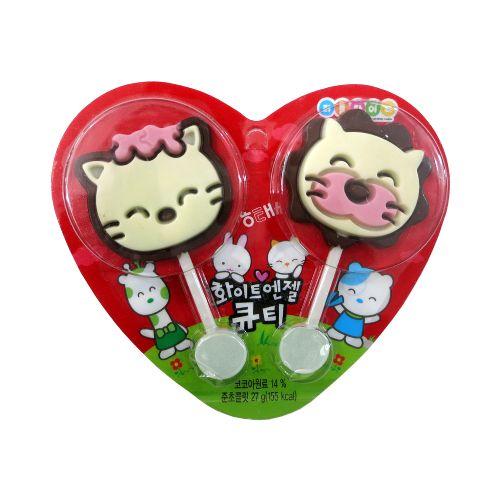 韩国海太猫咪巧克力27g