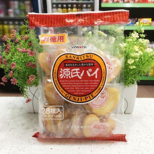 三立源氏蝴蝶酥28枚(家庭装)