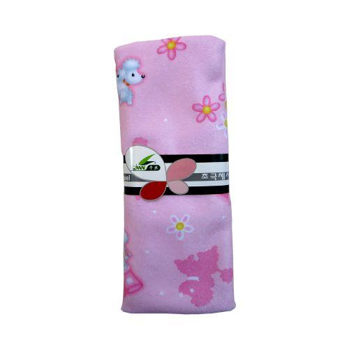 韩国大条装印花手巾
