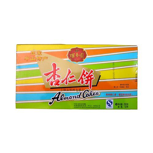 咀香园杏仁饼250g