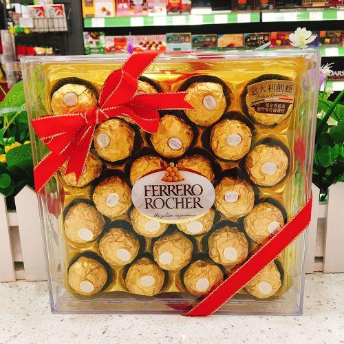 意大利费列罗金莎榛果威化巧克力T24(24粒)300g
