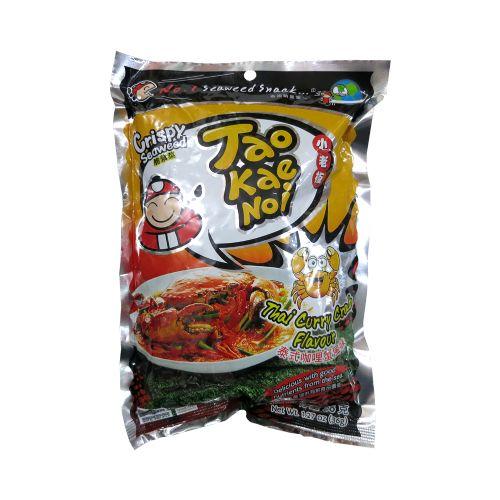 小老板紫菜(泰式咖喱蟹风味)36g