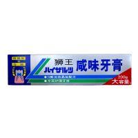 狮王咸味牙膏200g
