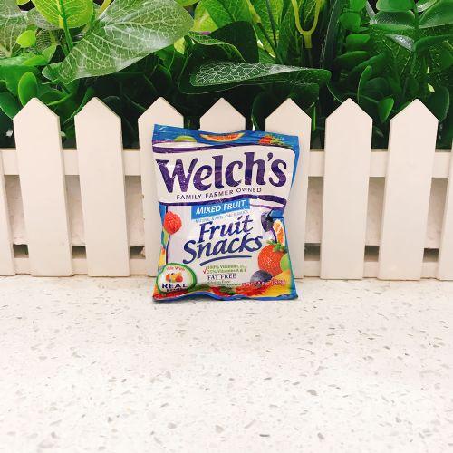 Welch's纯天然果汁维生素软糖22.7g