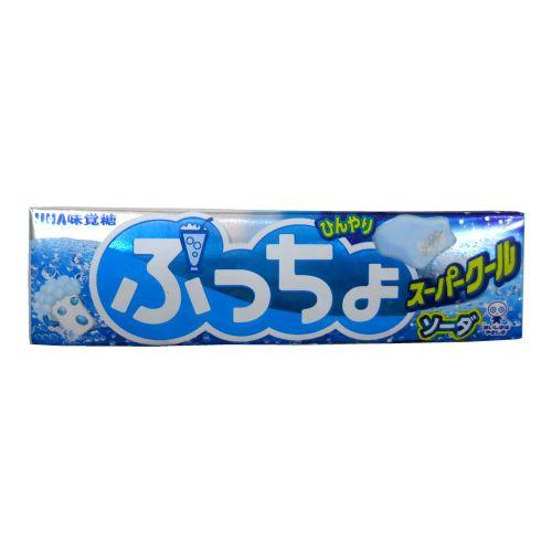 味觉糖悠哈UHA炭酸汽水味觉糖(忌�瞧�水味)50g