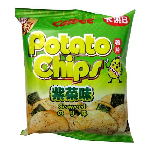 卡乐B薯片(紫菜味)55g