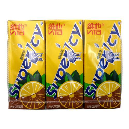 维他SuperIcy柠檬茶250ml×6盒