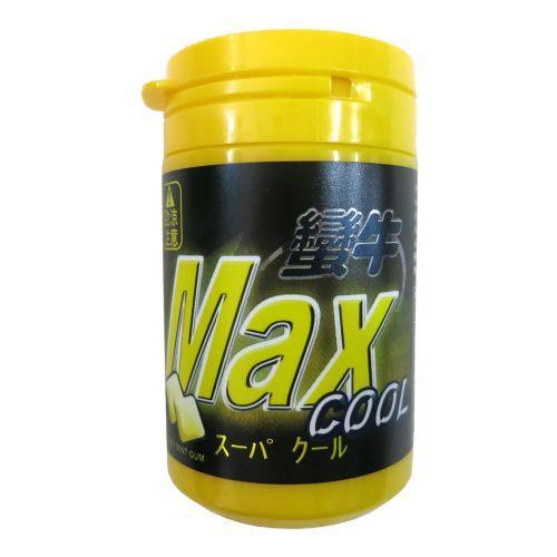台湾MAX COOL 蛮牛无糖 蜂蜜薄荷口香糖 51g