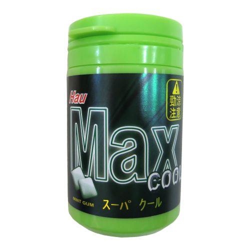 台湾MAX COOL 蛮牛无糖 口香糖 清凉薄荷味口香糖 51g