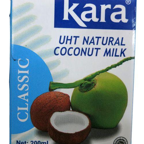 印尼进口kara佳乐椰浆椰汁200ml