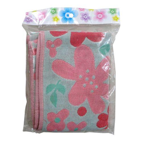 出口日本鸟语花香纱布手巾