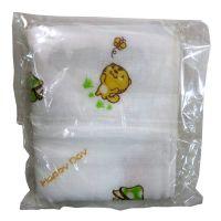 艾菲40支双面印花童巾(老虎)